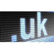 uk domain names increased by 50 percent from 29 february 2016.